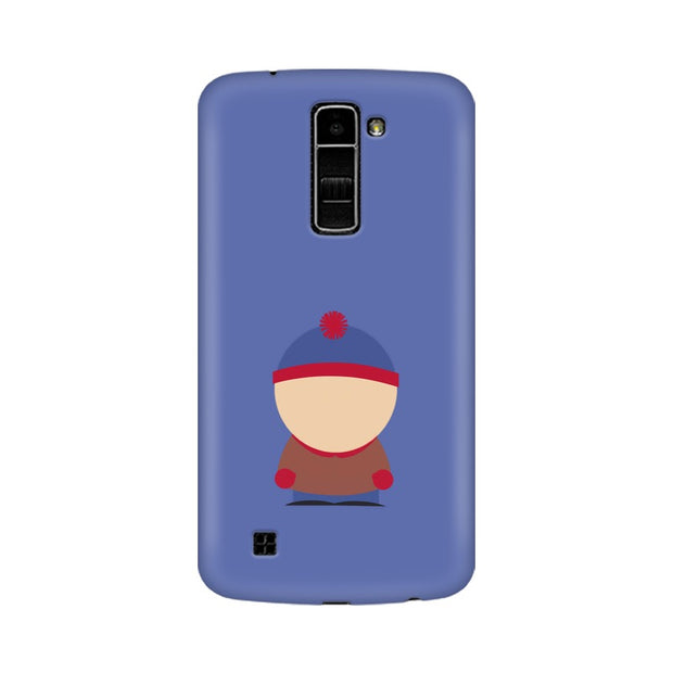 LG K7 Stan Marsh Minimal South Park Phone Cover & Case
