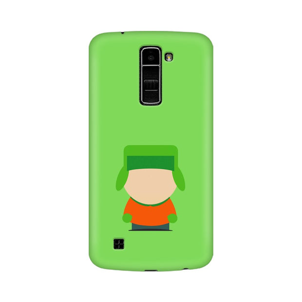 LG K7 Kyle Broflovski Minimal South Park Phone Cover & Case