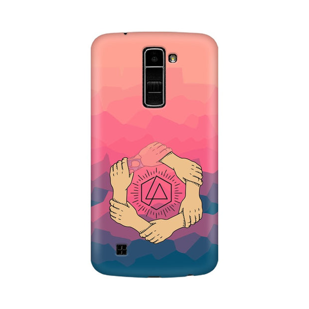 LG K7 Linkin Park Logo Chester Tribute Phone Cover & Case