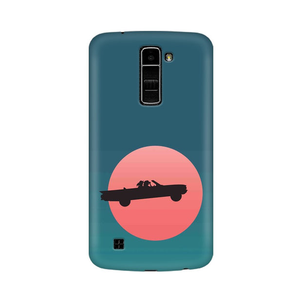 LG K7 Thelma & Louise Movie Minimal Phone Cover & Case