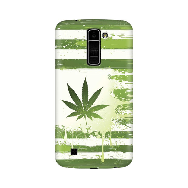 LG K7 Weed Flag  Phone Cover & Case