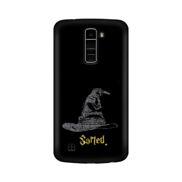 LG K7 Sorting Hat Harry Potter Phone Cover & Case