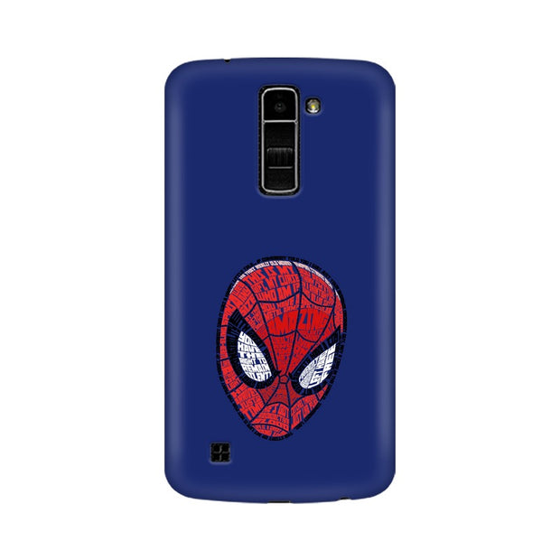 LG K7 Spider Man Graphic Fan Art Phone Cover & Case