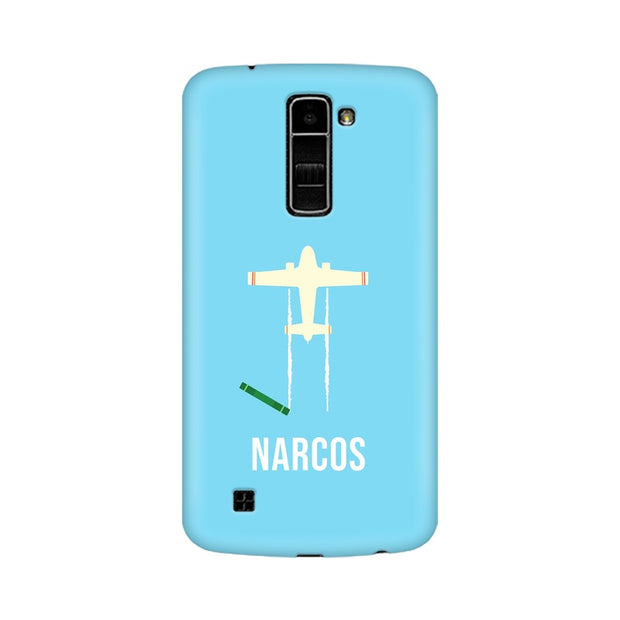 LG K7 Narcos TV Series  Minimal Fan Art Phone Cover & Case