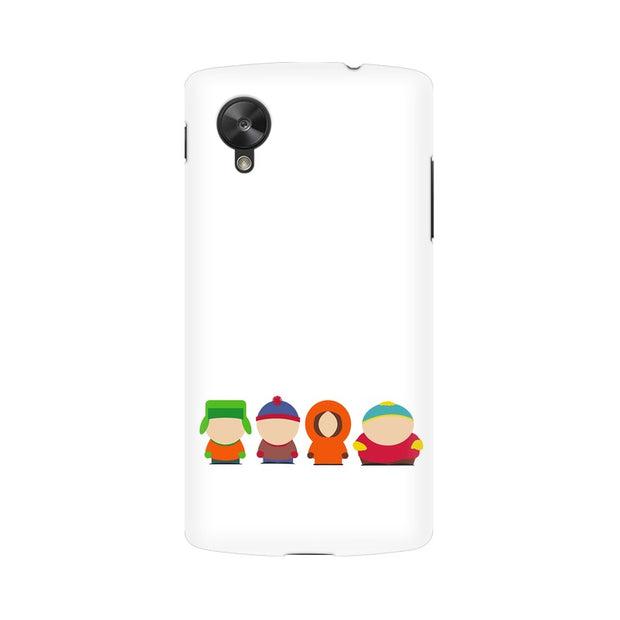 LG Nexus 5 South Park Minimal Phone Cover & Case