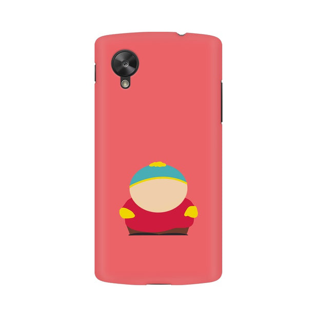 LG Nexus 5 Eric Cartman Minimal South Park Phone Cover & Case