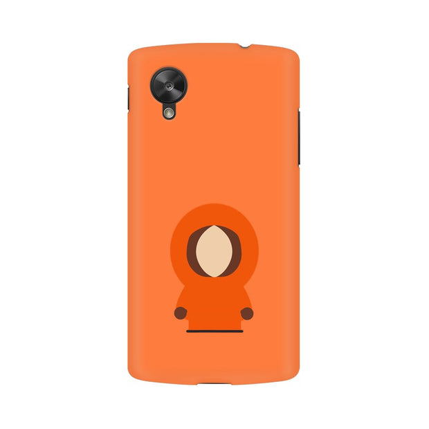 LG Nexus 5 Kenny Minimal South Park Phone Cover & Case