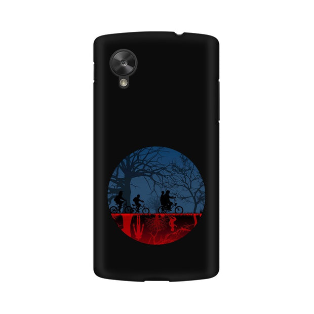 LG Nexus 5 Stranger Things Fan Art Phone Cover & Case