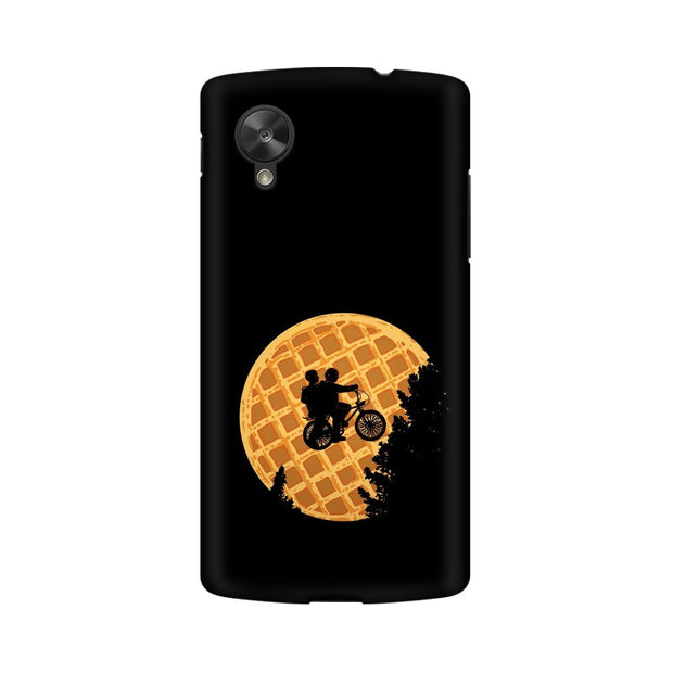 LG Nexus 5 Stranger Things Pancake Minimal Phone Cover & Case
