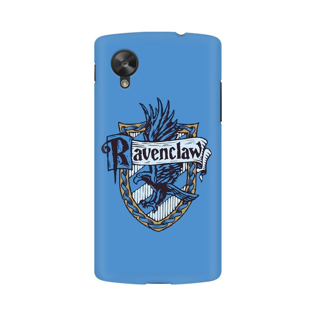 LG Nexus 5 Ravenclaw House Crest Harry Potter Phone Cover & Case