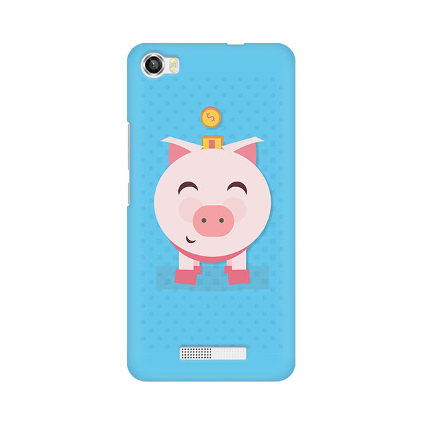 Lava Iris X8 Pig Money Phone Cover & Case