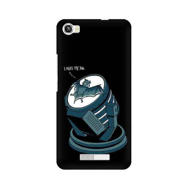 Lava Iris X8 Bat Signal Bat Phone Cover & Case