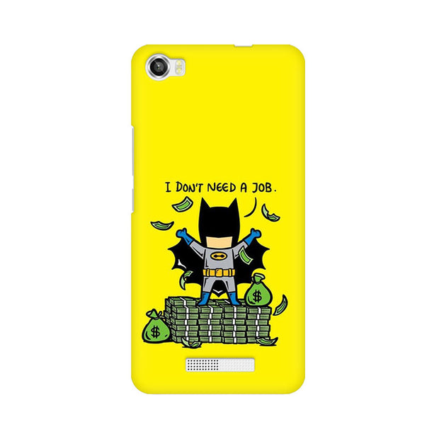 Lava Iris X8 Batman Needs No Job Phone Cover & Case