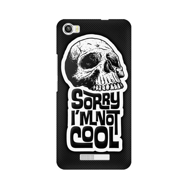 Lava Iris X8 I Am Not Cool Phone Cover & Case
