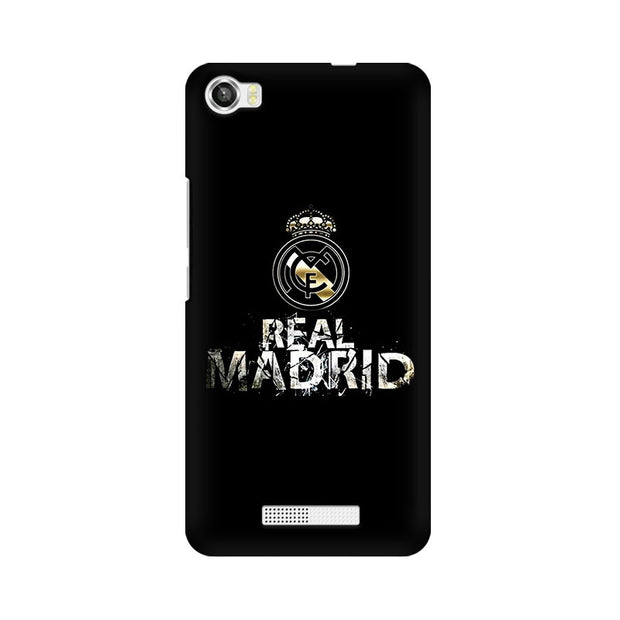 Lava Iris X8 Real Madrid Phone Cover & Case