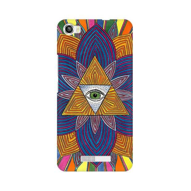 Lava Iris X8 The Eye Phone Cover & Case