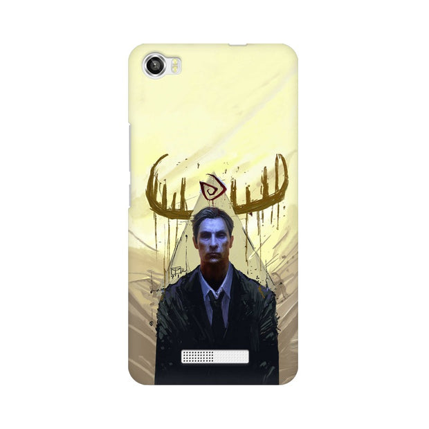 Lava Iris X8 True Detective Rustin Fan Art Phone Cover & Case