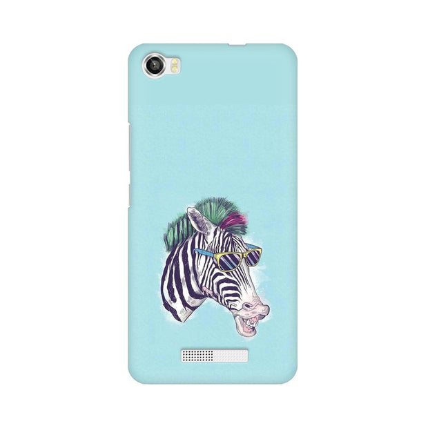 Lava Iris X8 The Zebra Style Cool Phone Cover & Case