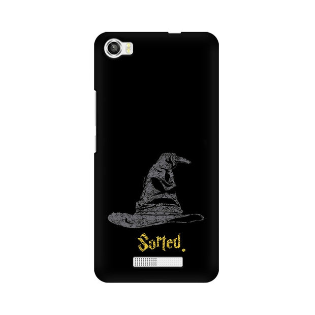 Lava Iris X8 Sorting Hat Harry Potter Phone Cover & Case