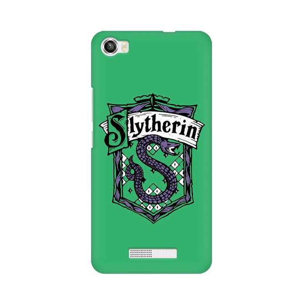 Lava Iris X8 Slytherin House Crest Harry Potter Phone Cover & Case