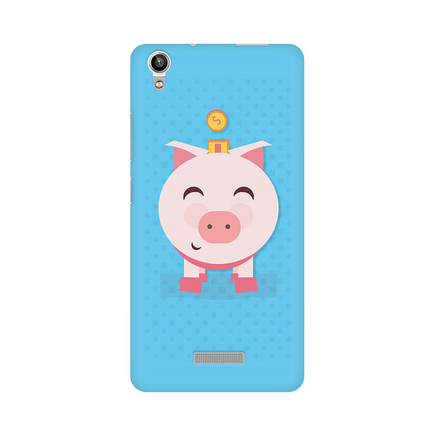 Lava Pixel V1 Pig Money Phone Cover & Case
