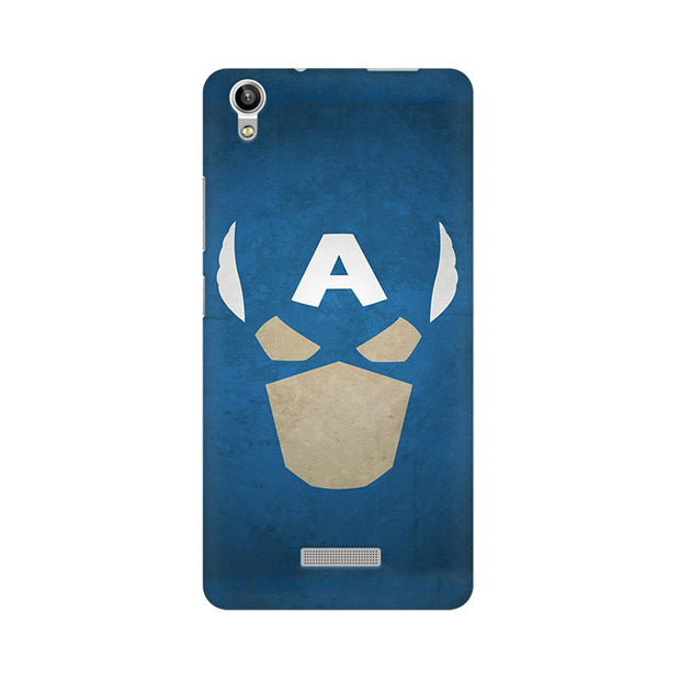 Lava Pixel V1 Captain America The Great Defender Phone Cover & Case