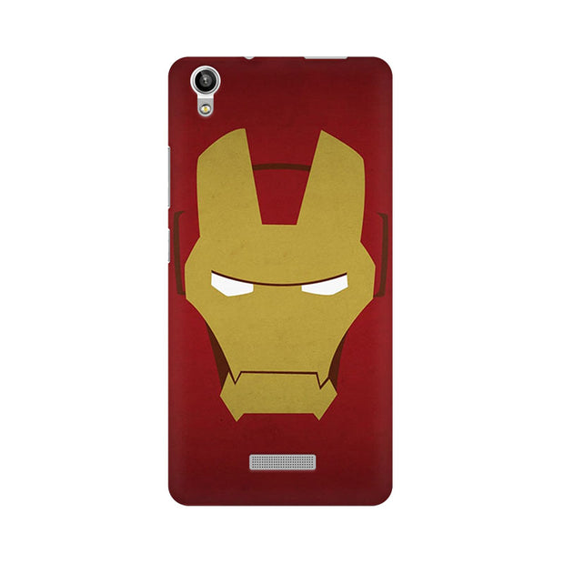 Lava Pixel V1 Iron Man Minimalist Phone Cover & Case