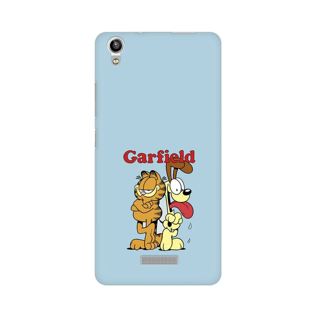 Lava Pixel V1 Garfield & Odie Phone Cover & Case