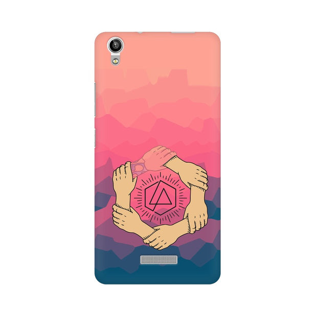 Lava Pixel V1 Linkin Park Logo Chester Tribute Phone Cover & Case