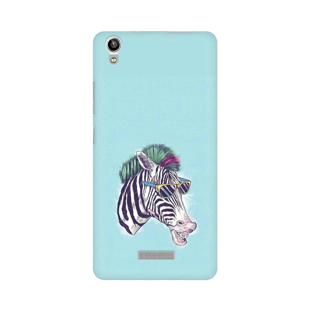 Lava Pixel V1 The Zebra Style Cool Phone Cover & Case