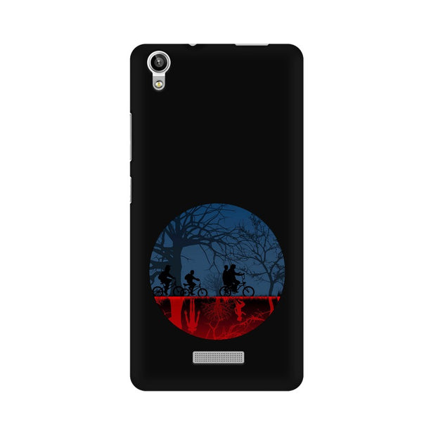 Lava Pixel V1 Stranger Things Fan Art Phone Cover & Case