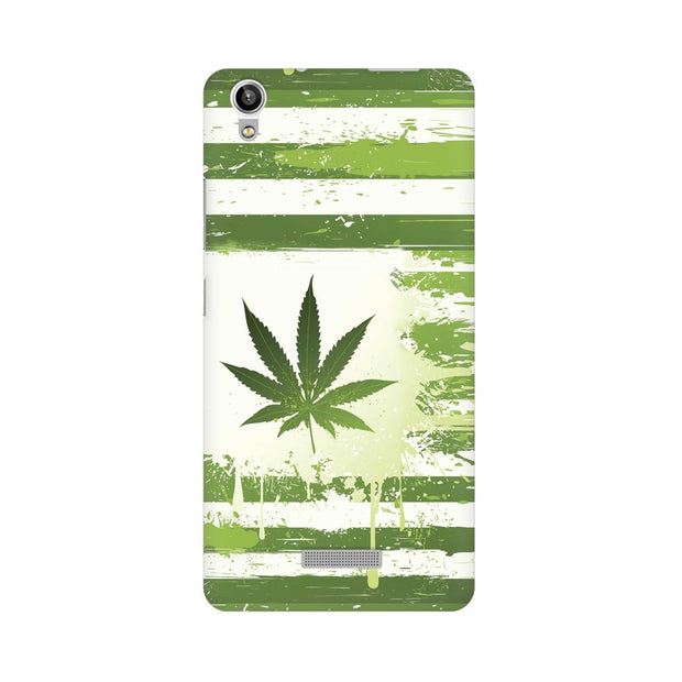 Lava Pixel V1 Weed Flag  Phone Cover & Case