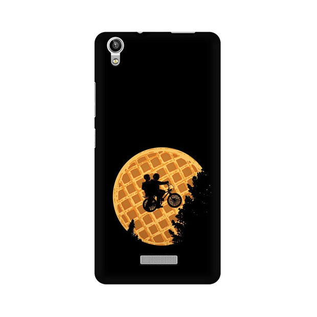 Lava Pixel V1 Stranger Things Pancake Minimal Phone Cover & Case