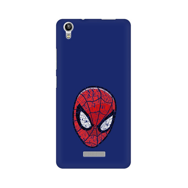 Lava Pixel V1 Spider Man Graphic Fan Art Phone Cover & Case