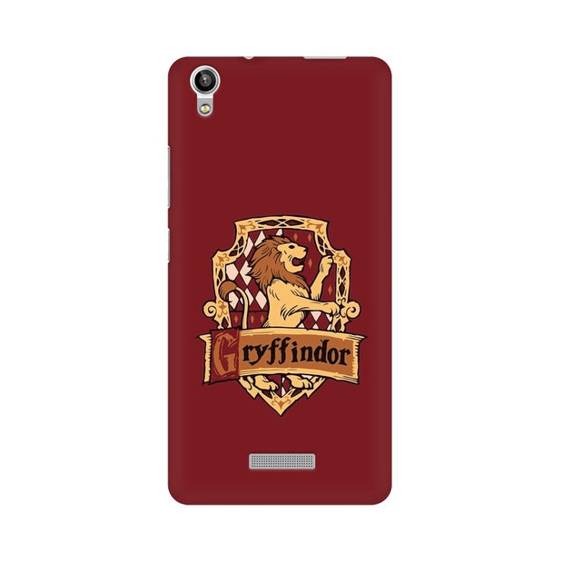 Lava Pixel V1 Gryffindor House Crest Harry Potter Phone Cover & Case
