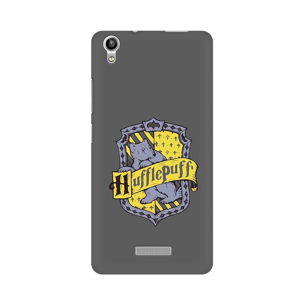 Lava Pixel V1 Hufflepuff House Crest Harry Potter Phone Cover & Case