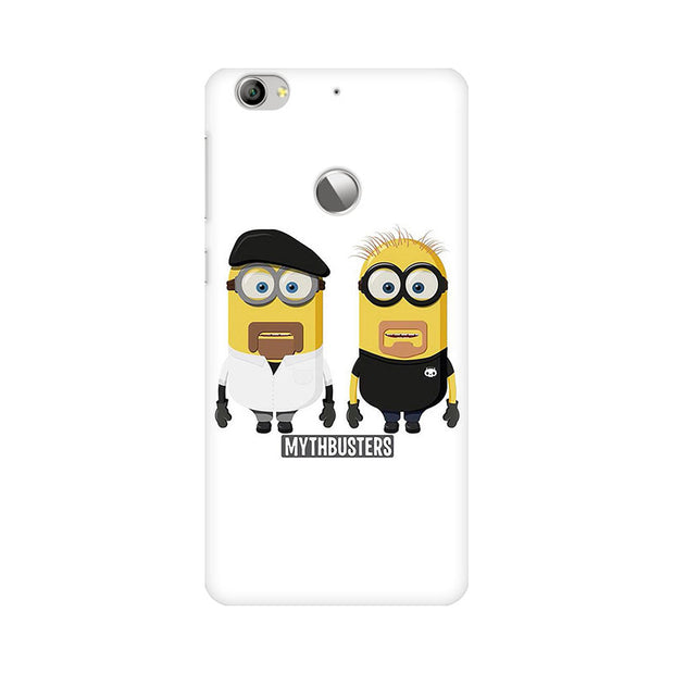 LeEco Le 1s Minion Mythbusters Phone Cover & Case