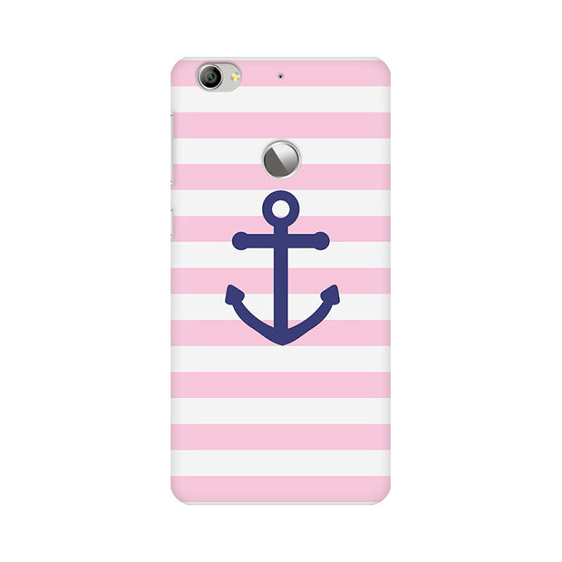 LeEco Le 1s Pink Anchor Phone Cover & Case