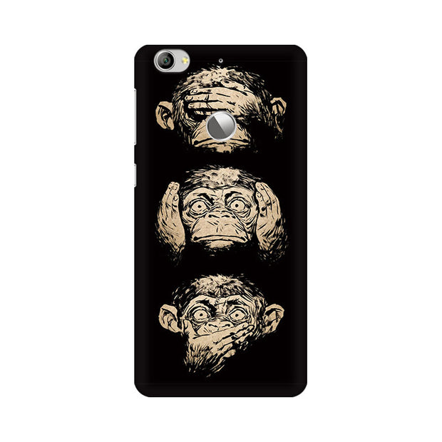 LeEco Le 1s Three Wise Monkeys Phone Cover & Case
