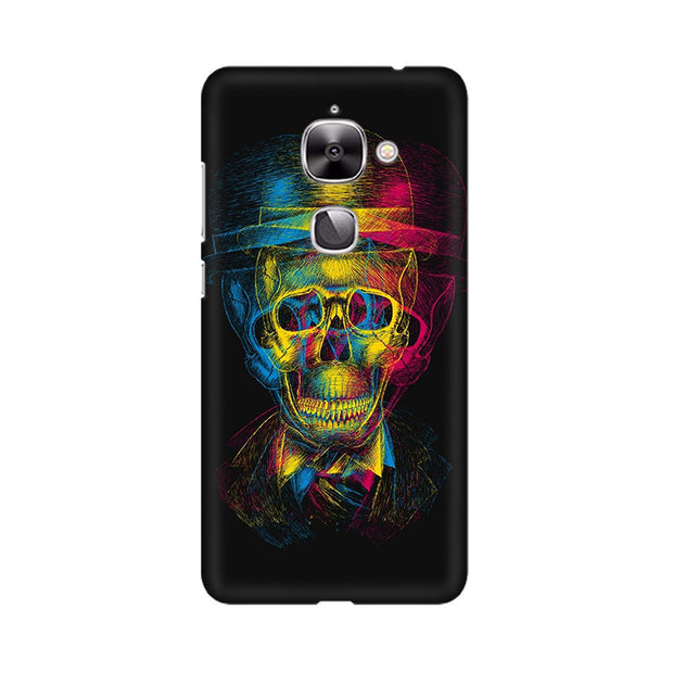 LeEco Le 2 Skull Anaglyph Phone Cover & Case
