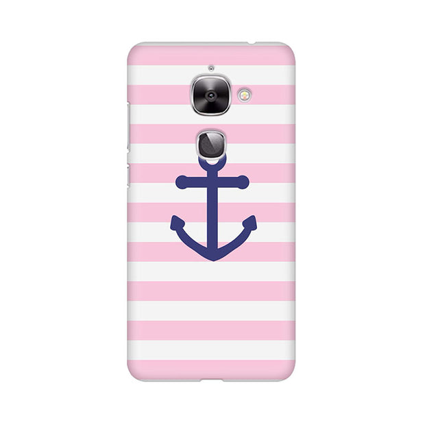 LeEco Le 2 Pink Anchor Phone Cover & Case