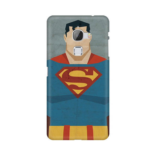 LeEco Le Max Superman Minimalist Phone Cover & Case