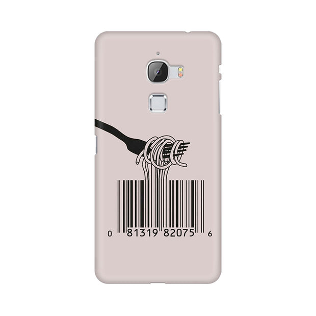 LeEco Le Max Barcode Noodels Phone Cover & Case
