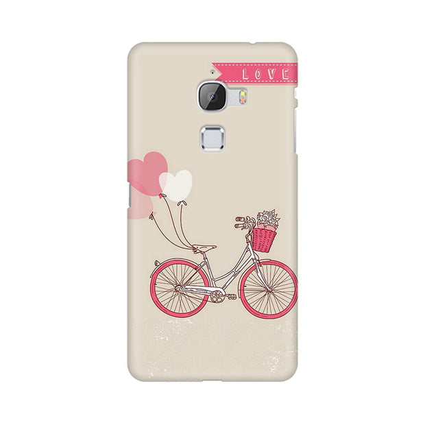 LeEco Le Max Bicycle Love Phone Cover & Case