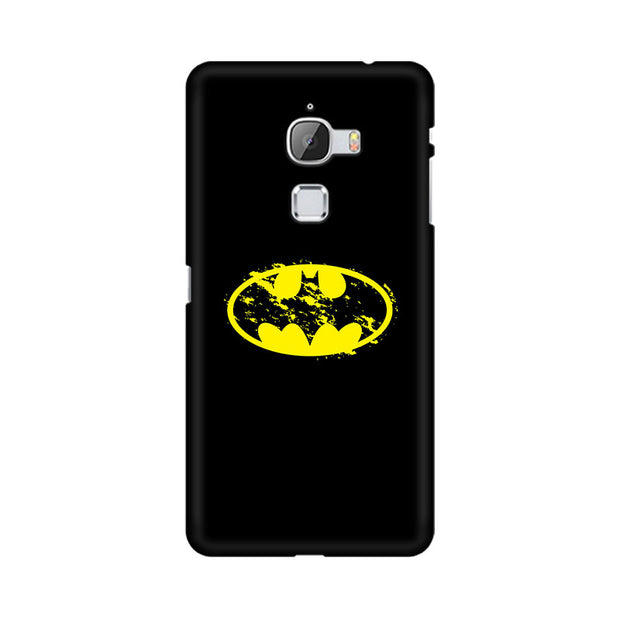 LeEco Le Max Flourished Yellow Batman Phone Cover & Case