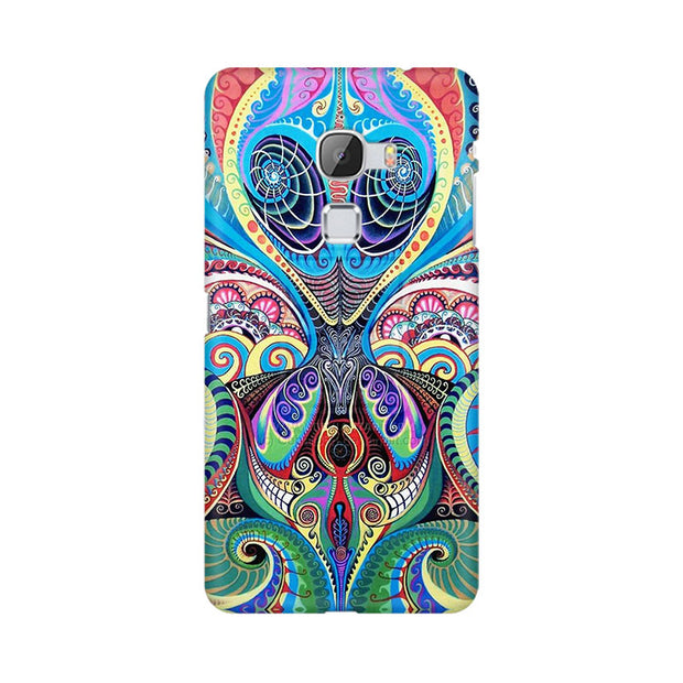 LeEco Le Max Psychedelic Alien Phone Cover & Case