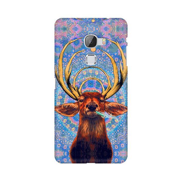 LeEco Le Max Smoking Deer Phone Cover & Case