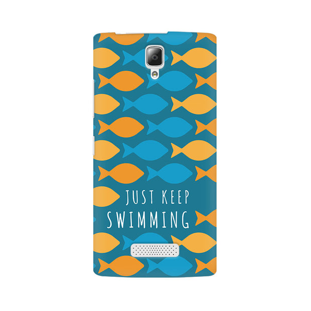 Lenovo A2010 Just Keep Swimming Phone Cover & Case