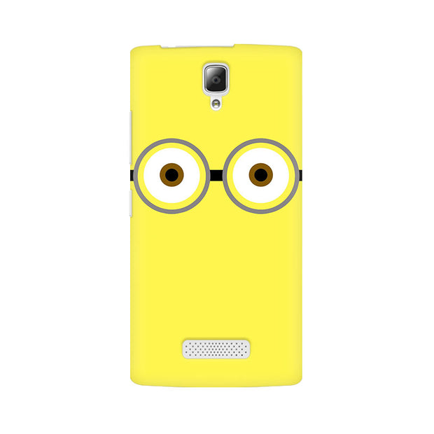 Lenovo A2010 Minion Big Eyes Phone Cover & Case