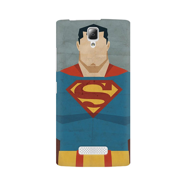 Lenovo A2010 Superman Minimalist Phone Cover & Case